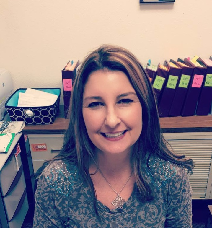 picture of Tiffany Elerich college counselor
