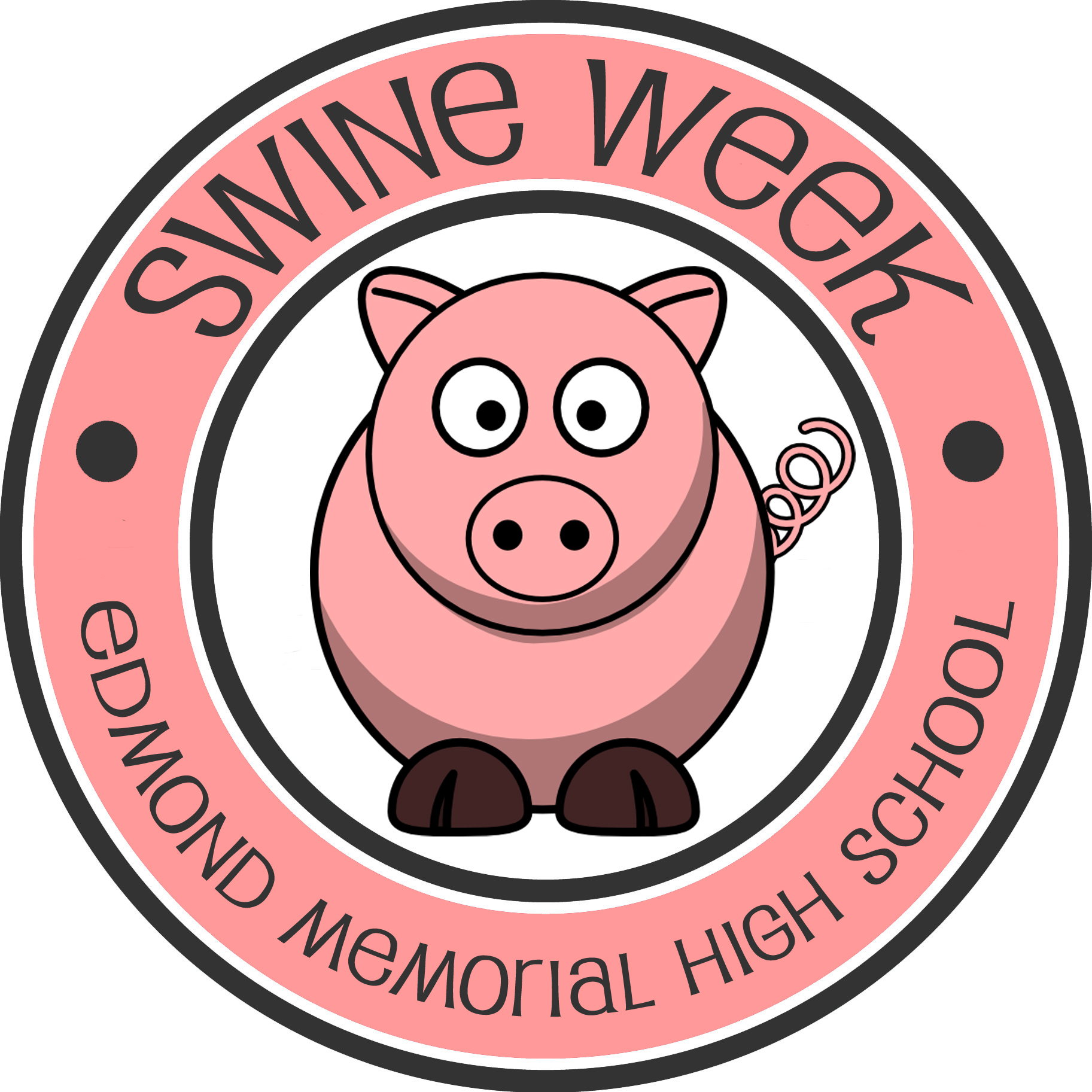 Swine Week Decorative Logo